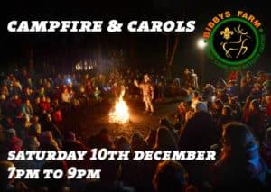 CampFire & Carols @ Bibbys Farm | Heath Charnock | England | United Kingdom