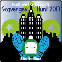 Shelter Box Scavenger Hunt @ Liverpool | England | United Kingdom